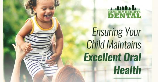 Ensuring Your Child Maintains Excellent Oral Health
